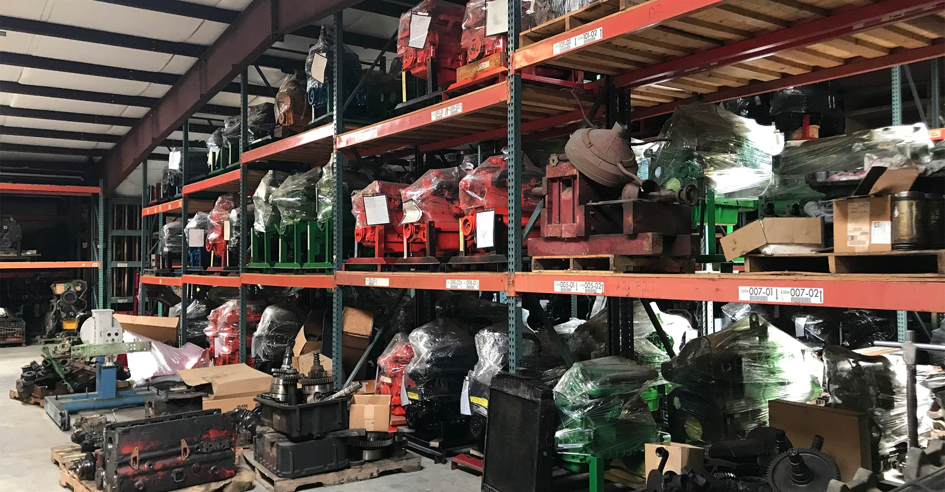 Hill-T Farm Parts | New Madison, OH | Your Ag Equipment Parts Dealer